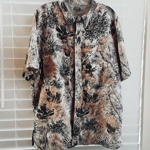 Game Guard Button-Up Top